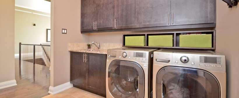 Luxury Home Series Functional And Beautiful Laundry Rooms Omega Homes