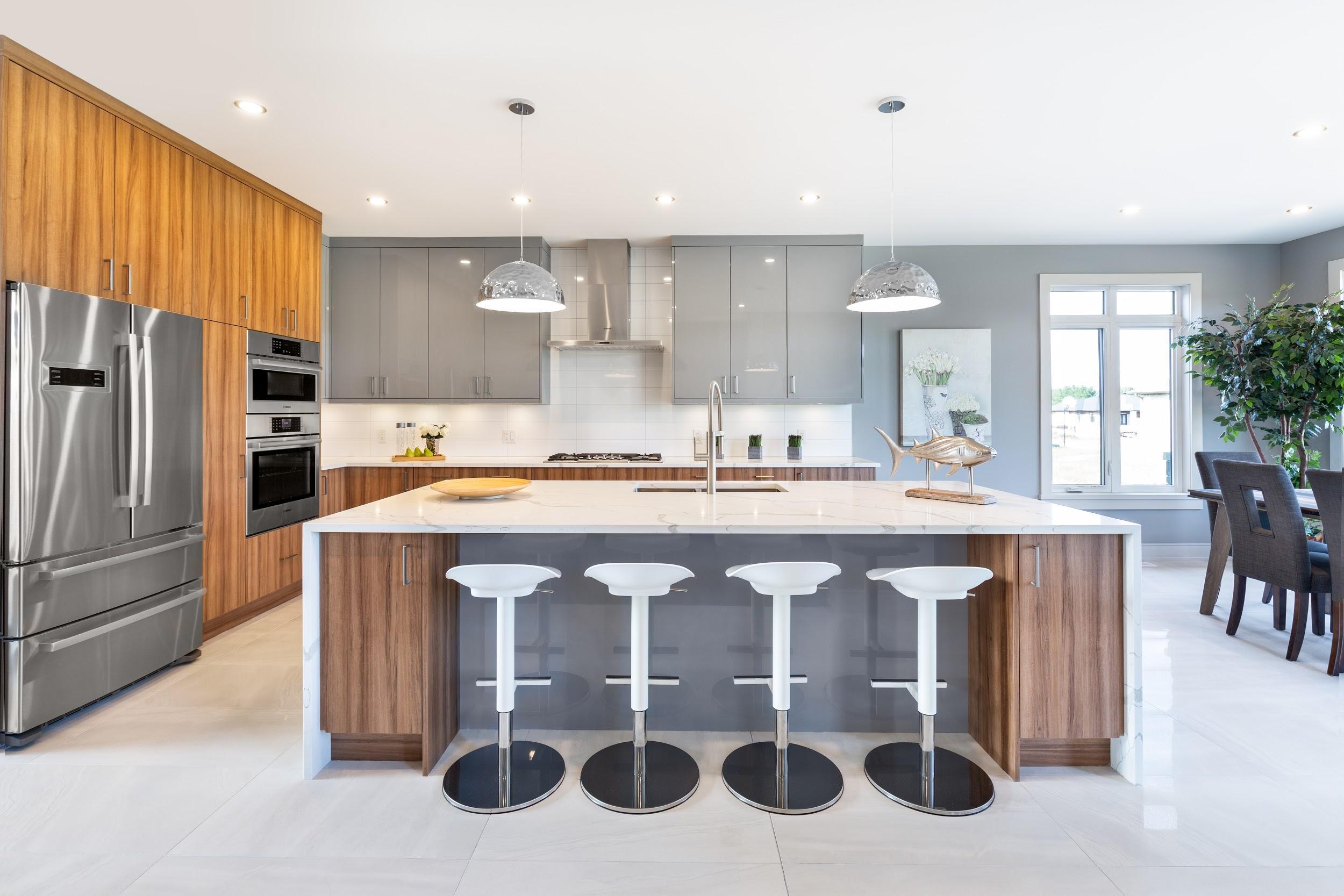 Custom Home Chef Kitchen