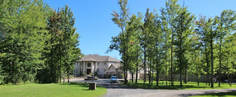 Buying Land In Ottawa For Your Custom Home