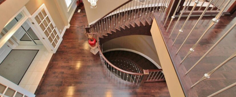 Custom Flooring for Your Custom Home